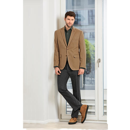 Kastell Camel Hair Sports Jacket