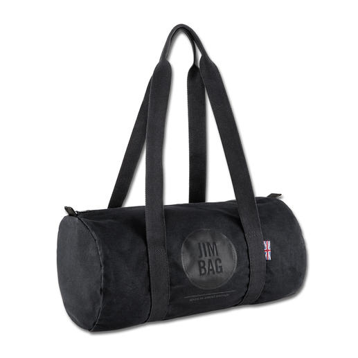 Original JIM© Bag: The iconic bag from Great Britain. Original JIM© Bag: The iconic bag from Great Britain. Sturdy English canvas, sewn in Manchester.