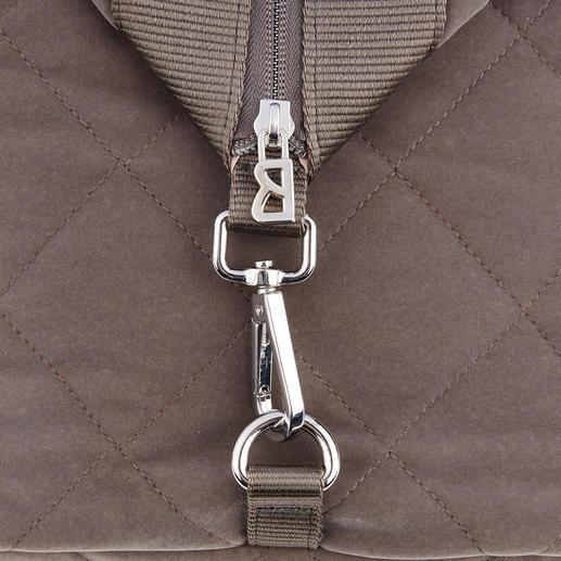 Bogner Nylon Rucksack The elegant exception among casual nylon rucksacks. By Bogner.