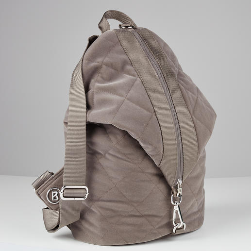 Bogner Nylon Rucksack The elegant exception among casual nylon rucksacks. By Bogner.