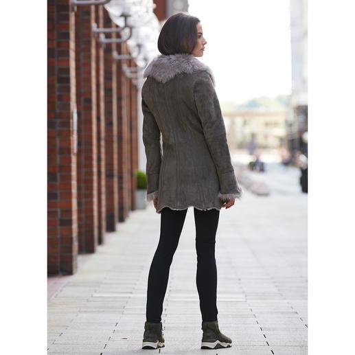 Wunderfell Merino Lambskin Jacket Exquisite design. Affordable premium lambskin of European origin and manufacture.