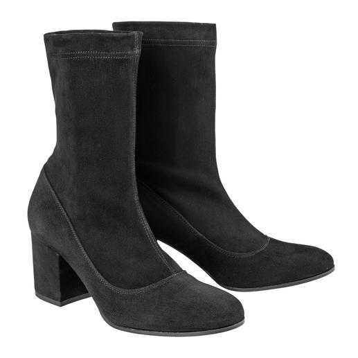 Ankle Boots, Black