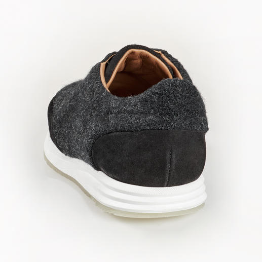 Gottstein Felt Sneakers Warm, water-repellent felt sneakers by milled wool specialist, Gottstein, Austria.