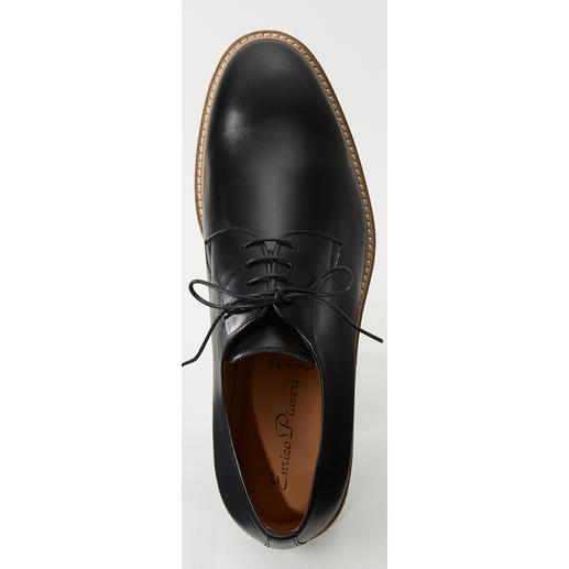 Piaceri Derby Sneakers As formal as a traditional business shoe. Yet more comfortable, modern and versatile. From Enrico Piaceri.