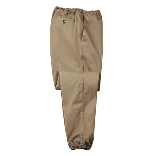 Thermal Jogger Style Trousers Thermal trousers in fashionable jogger style. Pleasantly warm and wonderfully comfortable.