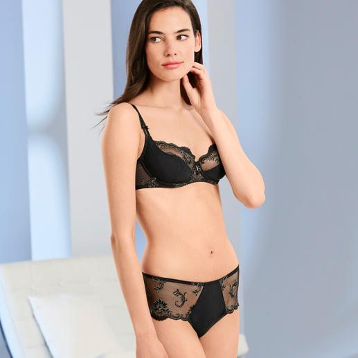 Lingerie by Louisa Bracq Paris The finest French embroidered lingerie by Louisa Bracq, Paris. A rarity outside of France.