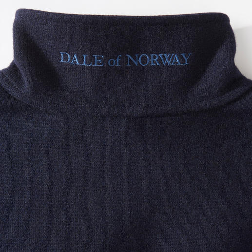"Dale of Norway Knitshell Jacket As functional as softshell, as elegant as knitwear: ""Knitshell"" by Dale of Norway."