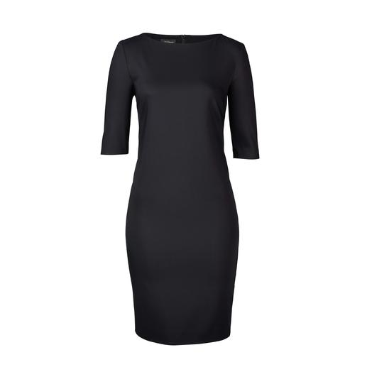 Les Copains Basic Dress - If you only had one dress, it should be this one. Flattering. Uncomplicated. Infinitely versatile.