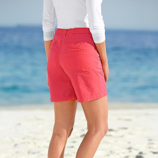 Aigle Outdoor Shorts The stylish version of outdoor shorts. Functional fabric. Perfect length. Slim cut. By Aigle, France.