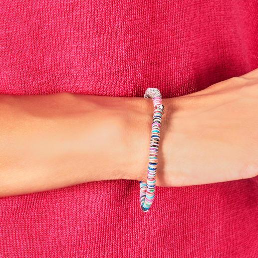 """Tateossian Mussel Bracelet, 19cm (7.5"""")"""