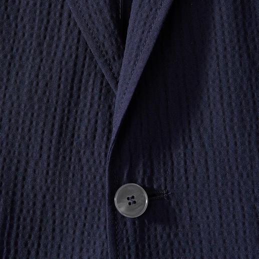 Carl Gross Seersucker Sports Jacket The airy comfort of seersucker – now also in a business-appropriate design. Design by Carl Gross.