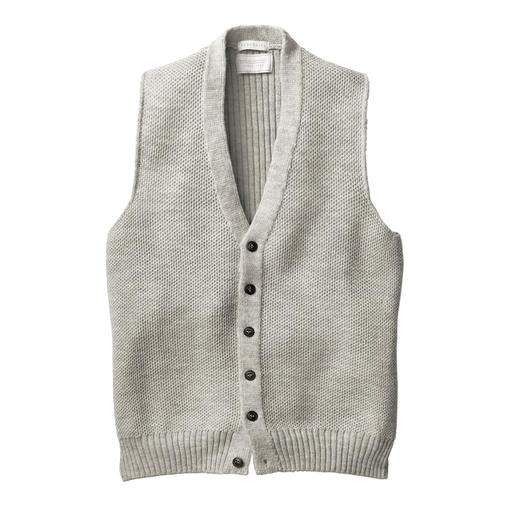 Peregrine Cardigan The well-established art of knitting meets modern design. Made in England as carefully as ever. By Peregrine.
