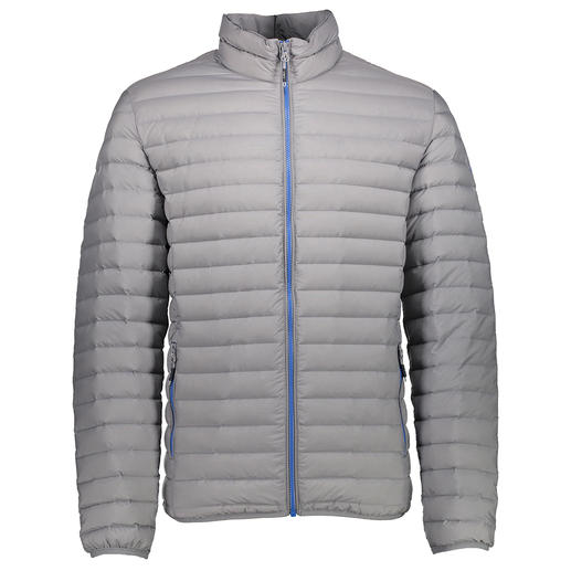 CMP Summer Down Jacket for Men - Super light. Yet still soft and warm. The down jacket for summer. By CMP.