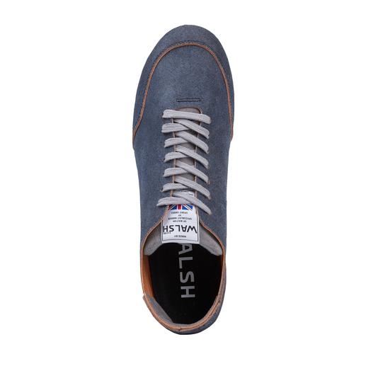 Norman Walsh Leather Barefoot Sneakers Unlined calfskin leather, vegetable-tanned and hand-made in England. By Norman Walsh.