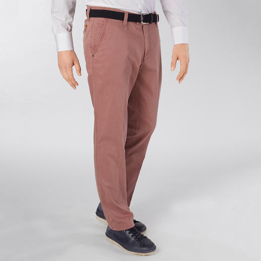 Eurex by Brax Coloured Denim Summer Jeans The summer favourite among fashionable coloured jeans. From Eurex by Brax.