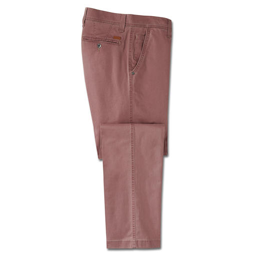Eurex by Brax Coloured Denim Summer Jeans - The summer favourite among fashionable coloured jeans. From Eurex by Brax.