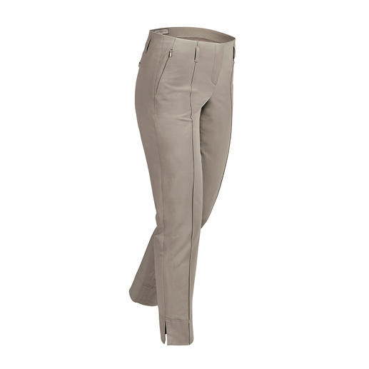 Seductive Trousers Sabrina Finally: The bestselling Seductive trousers now also suitable to wear with short tops.