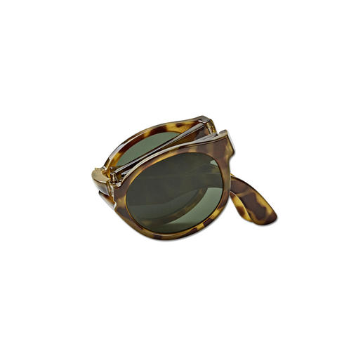 Mr. Boho Foldable Sunglasses Sunglasses in compact pocket size. Contemporary design with hidden functionality. Made in Italy. By Mr. Boho.