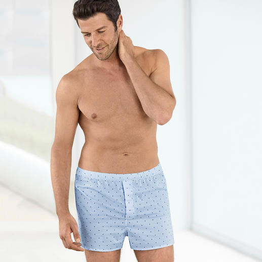 Derek Rose New Boxer Shorts Contemporary narrow cut. Traditional origins. Boxer shorts from underwear specialist Derek Rose, London.