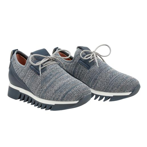Alexander Smith Knitted Sneaker Premium sneakers with high-class design and materials – at a very affordable price. By Alexander Smith.