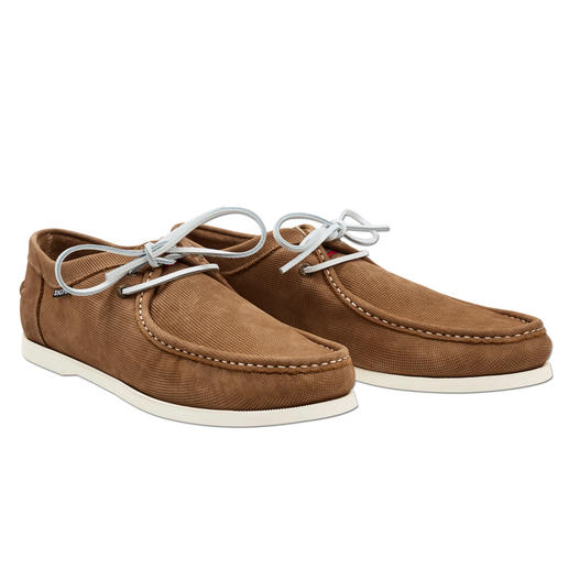 Snipe Washable Suede Moccasins - Shoe cleaning? Your washing machine will do the job. By Snipe®.