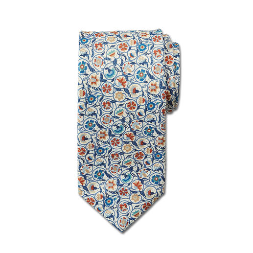 Ascot Liberty™ Tie - Original Liberty™: World famous floral patterns since 1875. Hand-made in Germany. By Ascot.