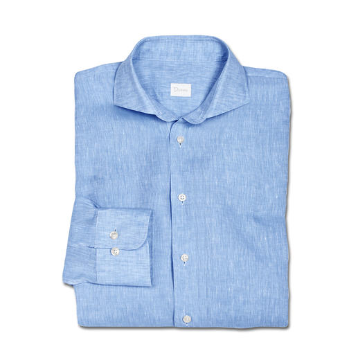 Dorani Linen Business Shirt Airy, but not casual: The business shirt made of fine Belgian linen. Perfect at 30°C plus. By Dorani.