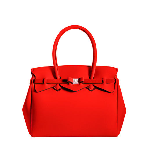 Ultralight Bag Classic look, innovative material: This ultra-light handbag weighs only 380g (13.4 oz). By Save My Bag.