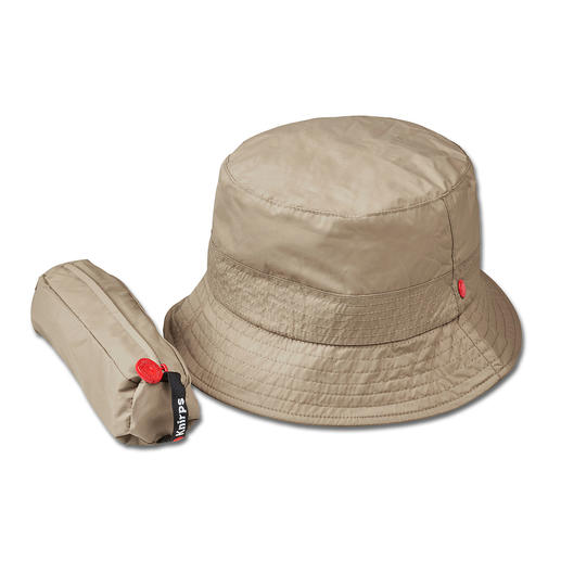Knirps® Unisex Rain Hat At last a rain hat that always fits perfectly. By Knirps®.