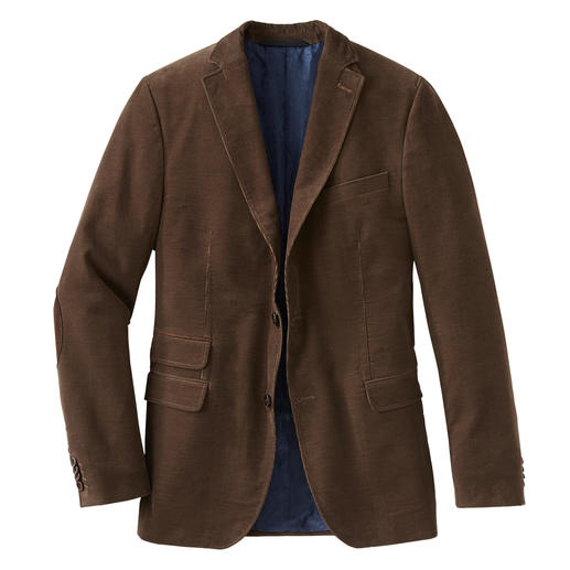 Pontoglio fine corduroy sports jackets - Sturdy, fine, bright colours: the fine corduroy sports jackets from Italy's corduroy specialist Pontoglio/since 1883.