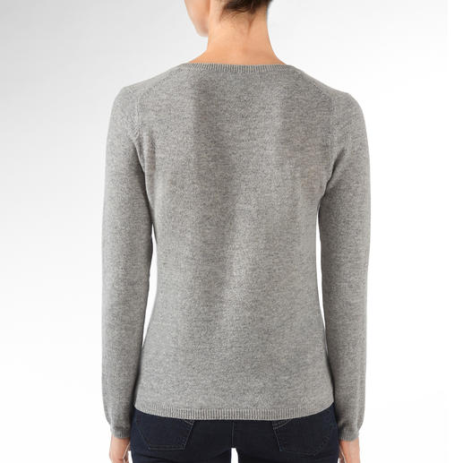 V-Jumper, Grey