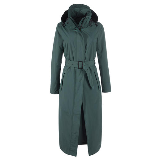 HappyRainyDays raincoat Rare combination: The stylish trend coat that protects perfectly against rain. By HappyRainyDays.