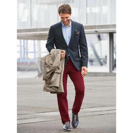 Kastell Denim Look Business Jacket