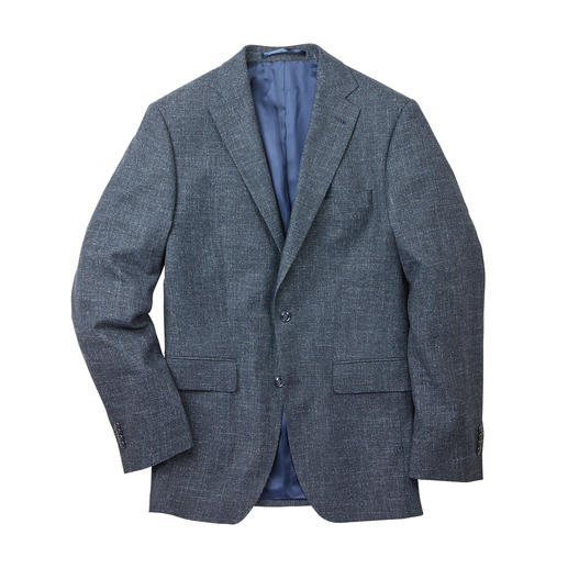 Kastell Denim Look Business Jacket Both smart and casual thanks to the elegant Italian cloth.