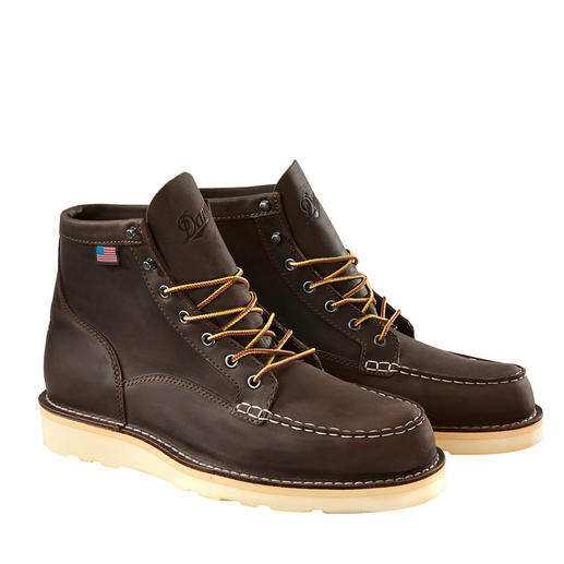 Danner Worker-Boots Often copied, never equalled: the cult boots from Danner from Portland/Oregon, USA.