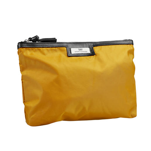 Beauty Bag, Mustard