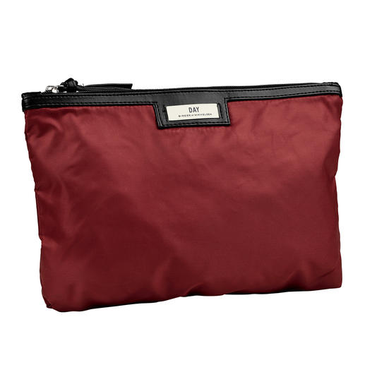 Beauty Bag, Burgundy