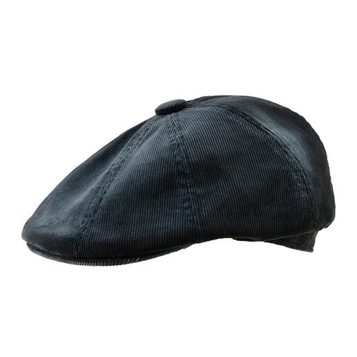 Kangol® 8-piece cord cap - One of the few among stylish cord caps with a truly perfect fit. In the complex 8-part cut by Kangol®.