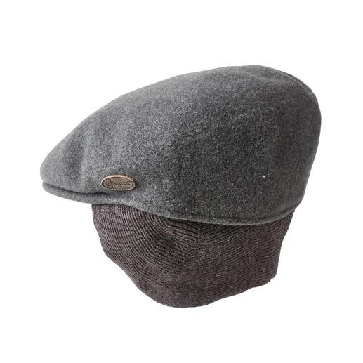 Kangol® Ear flaps-flat cap