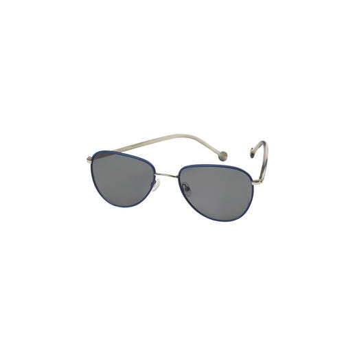 Monkeyglasses® leather sunglasses - Particularly popular: Trend-conforming leather look. Casual-elegant aviator style. By Monkeyglasses®.