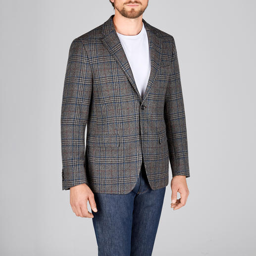 German Tweed® Tartan Jacket