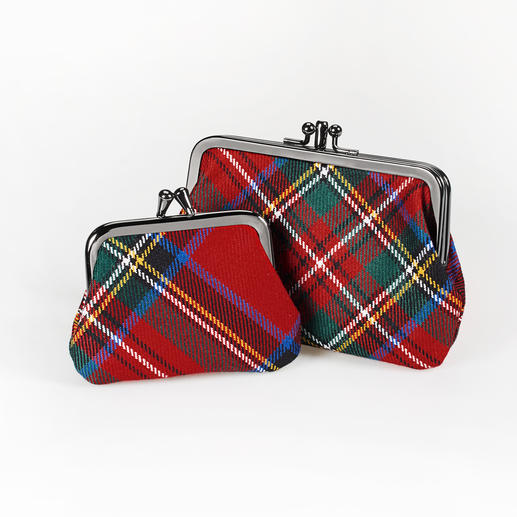 Lochcarron Clasp Purse The extraordinary purses by Lochcarron of Scotland – at an astonishingly affordable price.