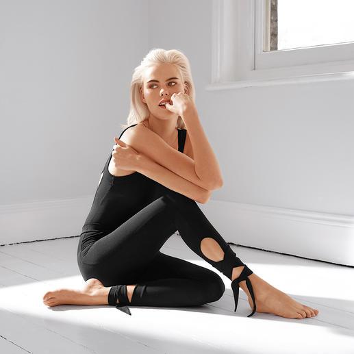 Skiny Yoga & Relax Long sleeve, Body or Leggings Bio-Heatsol™: The innovative fibre technology for more body awareness.
