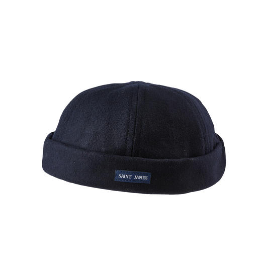 Saint James Docker Hat - On-trend: The docker hat. The original by Saint James, specialists in the maritime look.