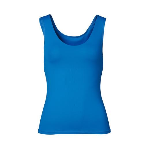 Tank Top, Blue