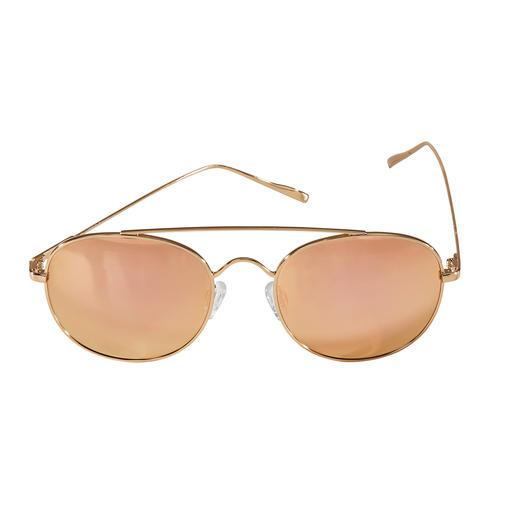 JOOP! Aviator Sunglasses Gold - The glamorous key fashion item in aviator look. By JOOP! Sunglasses in gold/gold – at an affordable price.