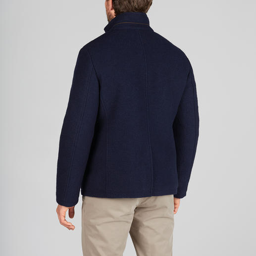 Steinbock® Felted Wool Sports Jacket