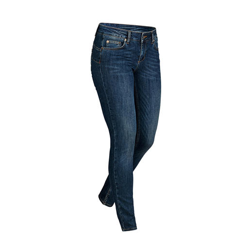 "Liu Jo Jeans Bottom Up Cigarette Jeans The jeans for a shapely rear – ""Bottom up"" jeans by Liu Jo Jeans, Italy."
