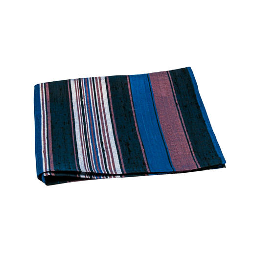 Gentleman's Agreement Accessories Box, Blue/White/Red