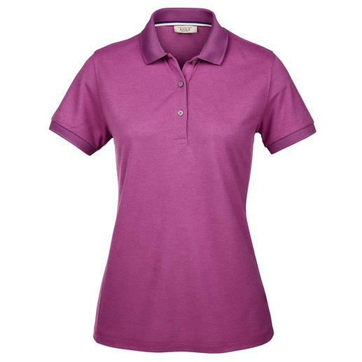 Aigle Polo Shirt 37.5® Dries five times faster. Optimal body climate. Reliable UV protection. By Aigle, France.